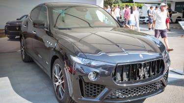 Maserati Levante MY19 - front
