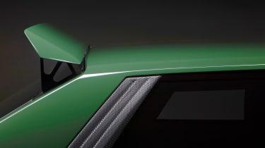 Automobili Amos Lancia Delta Integrale - wing