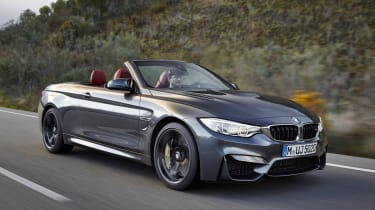 BMW M4 Convertible review, specs and UK prices