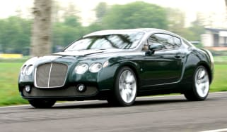 Zagato Bentley Continental GTZ