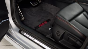 Abt tuned Audi RS3 floor mats