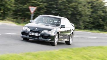 VXR8 GTS-R vs Carlton - cornering