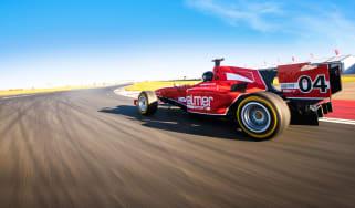 Overclockers UK Racing Series - Palmer Sport F3000