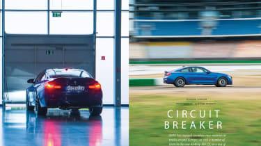 evo 245 – BMW M4 CS