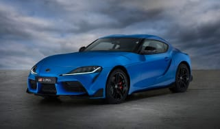 Toyota GR Supra Jarama Racetrack Edition revealed - static