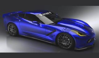 Chevrolet Corvette Stingray Gran Turismo concept