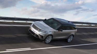 Range Rover Velar - cornering
