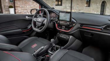 Ford Fiesta ST-Line - interior 2