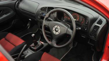 Mitsubishi Evo VI Tommi Makinen Edition - interior