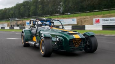 Caterham R600 Confirmed