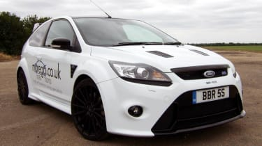 BBR Ford Focus RS hot hatchback