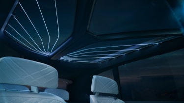 BMW X7 Concept - roof