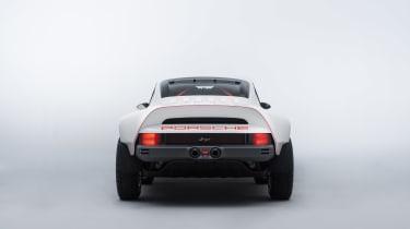 Singer Vehicle Design ACS - studio tail