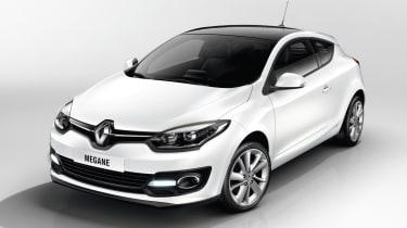 Renault Megane facelifted