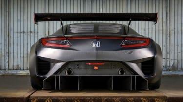 Honda NSX GT3 - Rear