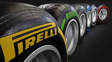 Pirelli 2012