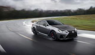 Lexus RC F Track Edition - front quarter