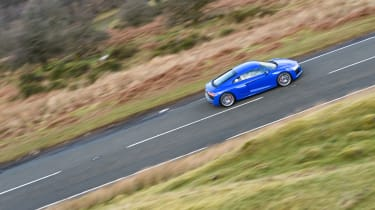 Audi R8 V10 RWS - Side