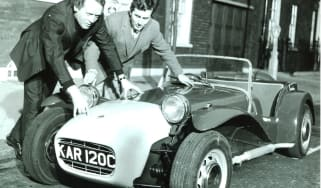 Caterham's Graham Nearn