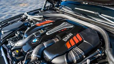 AC Schnitzer BMW M550i xDrive – engine bay