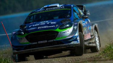 WRC Rally Finland - Ford