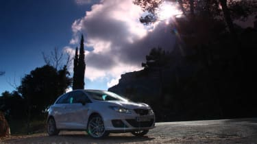 SEAT Ibiza FR TDI review