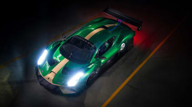 Brabham BT62 - top