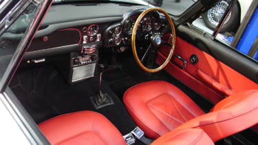 Aston Martin Works auction - DB6 Volante
