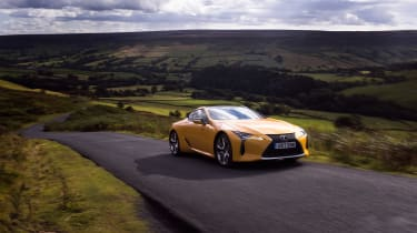 Lexus LC500 V8 review – A GT that feels as special and as