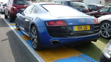 Audi R8 5.2 V10