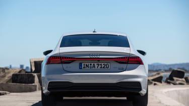 çAudi A7 – rear