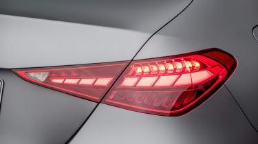 2021 Mercedes C-class revealed - lamp