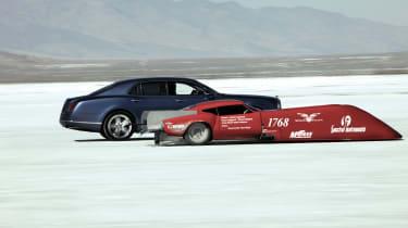 Bentley Mulsanne and Triumph GT6