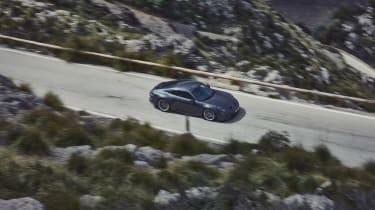Porsche 911 GT3 Touring – top