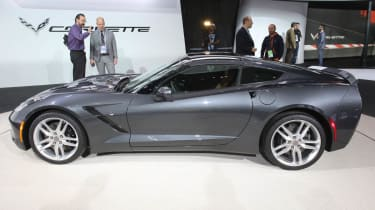 1000bhp Corvette Stingray