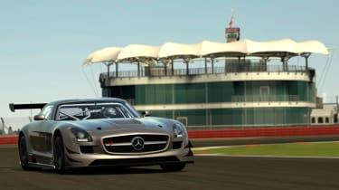 Gran Turismo 6 screenshot Mercedes SLS AMG GT3