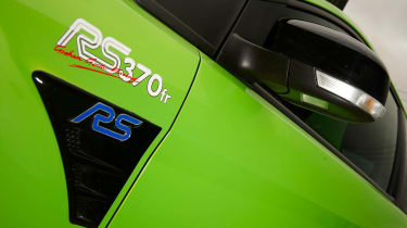Graham Goode Racing Ford Focus RS370FR review