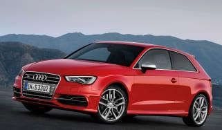 Audi S3 unveiled