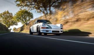 Paul Stephens Porsche 911 - tracking