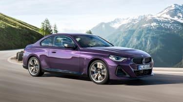 BMW 2-series 2021 – side computer