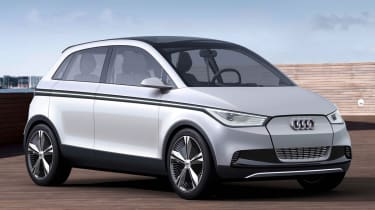 New Audi A2 cancelled
