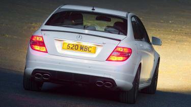 Mercedes-Benz C-class DR 520