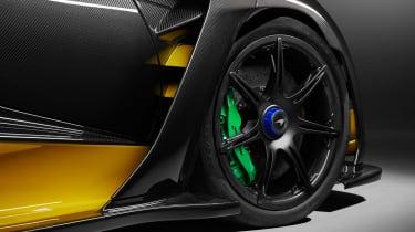McLaren Senna MSO – wheel