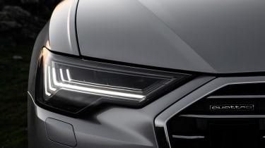 2018 Audi A6 - headlights