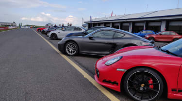 evo track evening - Bedford Autodrome 10/05/2019