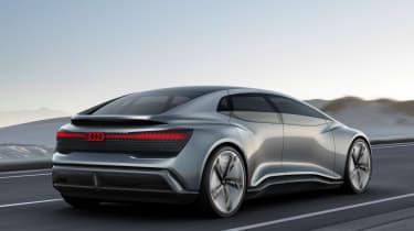 Audi Aicon rear