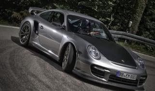 Porsche 911 GT2 RS front corner tweak