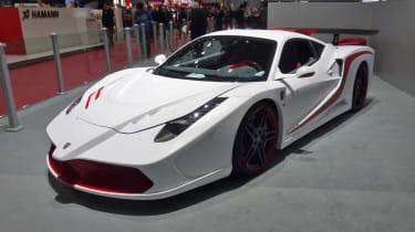 Geneva tuners: Nimrod Ferrari