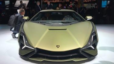 New Lamborghini Sian \u2013 most powerful Lambo yet makes