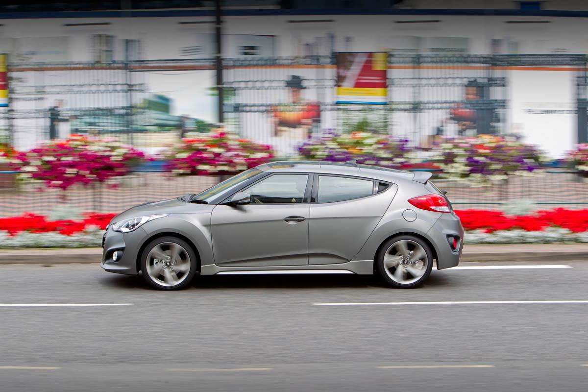 Hyundai Veloster Turbo review   Evo